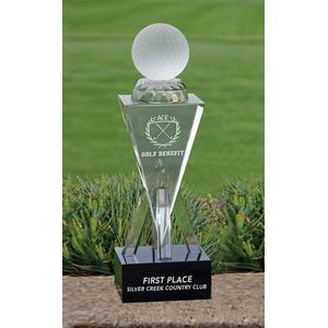 Large Falmoth Tower Golf Award