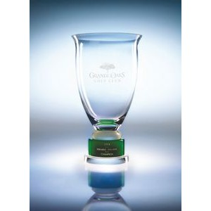 Triomphe Cup Crystal Award (Large)