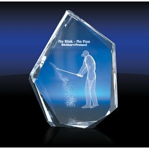 Object D'Art Crystal Sculpture Award (Medium)