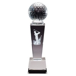 """Perfect Swing"" 3D Golf Award"